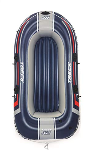 Bestway- Hydro-Force raft Set gommone, Colore Blu, 255x127x41 cm, 61068 - 44