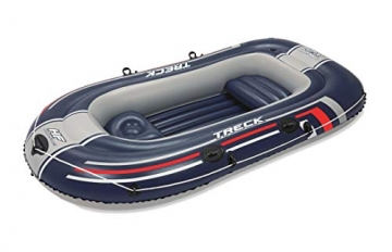 Bestway- Hydro-Force raft Set gommone, Colore Blu, 255x127x41 cm, 61068 - 5