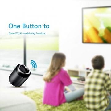 BroadLink Mini 3 - Telecomando universale SmartHome a infrarossi con Wi-Fi per iPhone/Android Phone, compatibile con Alexa, Google Home e IFTTT - 12