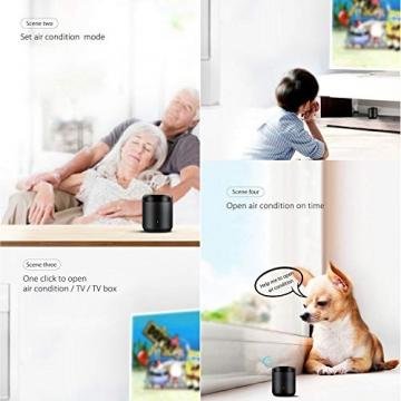 BroadLink Mini 3 - Telecomando universale SmartHome a infrarossi con Wi-Fi per iPhone/Android Phone, compatibile con Alexa, Google Home e IFTTT - 13