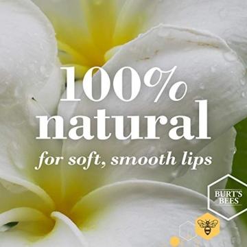 Burt Bees 100% natural overnight lip trattamento intensivo, ultra-conditioning lip Care, 7.08g - 6