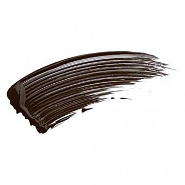 Burt Bees Burt api 100% naturale nutriente mascara, Black Brown, 11.5g, nero marrone - 4