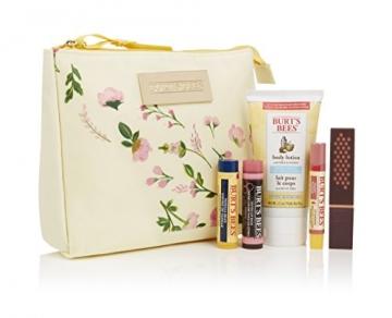 Burt Bees Summer Essentials-nude lip Edit - 1