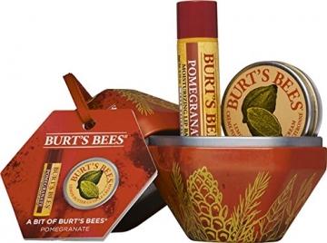 Burt Bees un po 'di Burt api-Pomegrante set regalo - 3