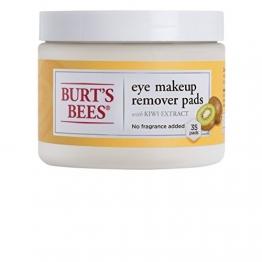 burt' S Bees Eye makeup Remover Pads-kiwi Extract-35PC PADS35Stück - 1