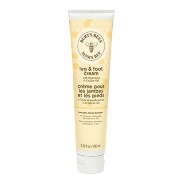 burt' S Bees Mama Bee Leg and Foot Cream, 100 ml - 1