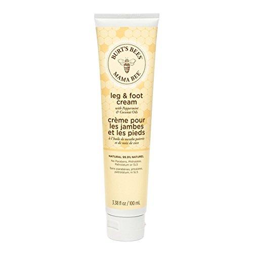 burt' S Bees Mama Bee Leg and Foot Cream, 100ml - 1