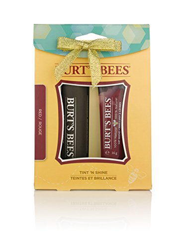 burt' S Bees tint and Shine, rosso - 1