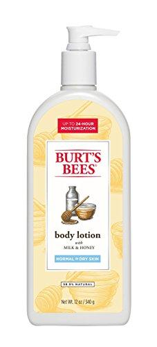 Burt's Bees Milk & Honey Body Lotion, 12 Fluid Ounces by Burt's Bees - 1