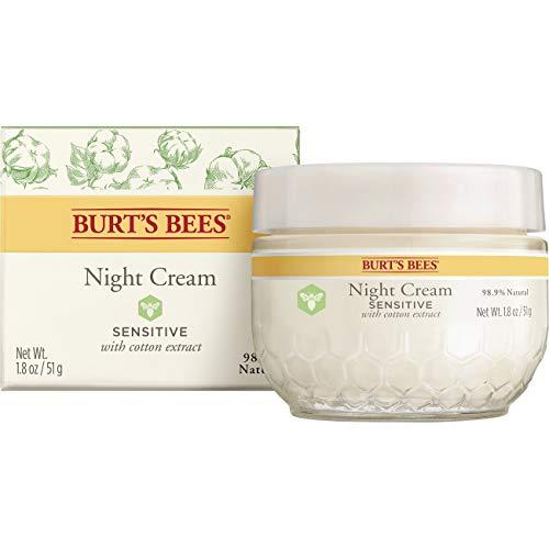 Burt's Bees Sensitive Night Cream 50g - 1