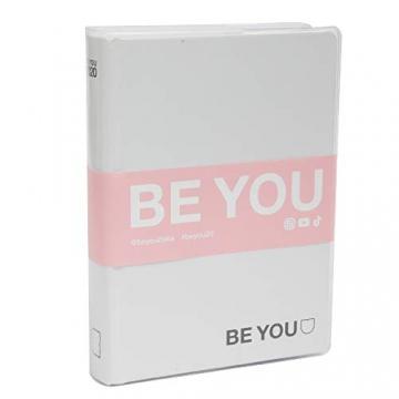 Giochi Preziosi Be You Orginal Diario Agenda, Formato Standard, Collezione 2019/20, Bianco - 4