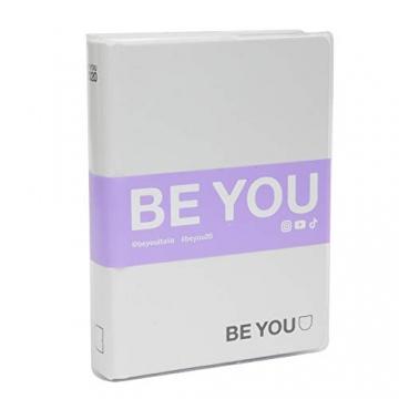 Giochi Preziosi Be You Orginal Diario Agenda, Formato Standard, Collezione 2019/20, Bianco - 5