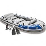 Intex - 68325 - Gommone Excursion 5 Progettato per 5 persone - 1