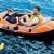 PLAY STORE Bestway 61062 Canotto Gommone Gonfiabile Arancione Hydro Force Kondor 2000 188x98x30cm - 2