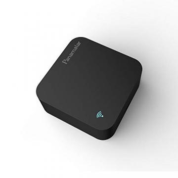 Telecomando IR Smart, Smart Home Automation, Panamalar wireless WiFi controllo IR universale Hub compatibile con Google e ALEXA Home per Apple smartphone Android ... (IR001) - 1