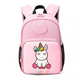 mommore zaino per bambini borsa unicorno - 1