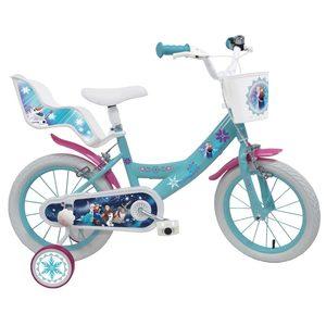 """Bici bimba Frozen 14"""""""