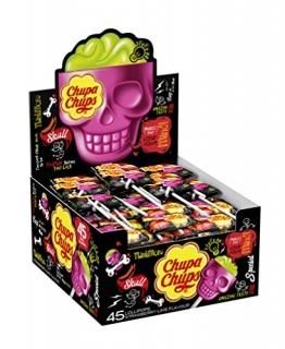 Chupa Chups Halloween lecca-lecca horror 15g [confezione da 45] - 1