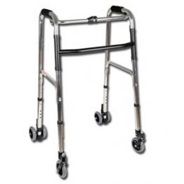 Deambulatore a 4 rotelle