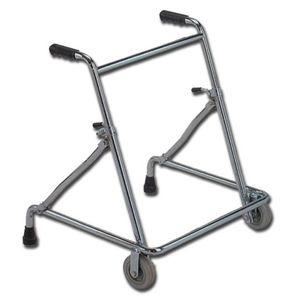 Deambulatore con ruote