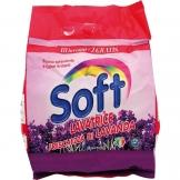 detersivo lavatrice sacchetto lavanda misurini 18