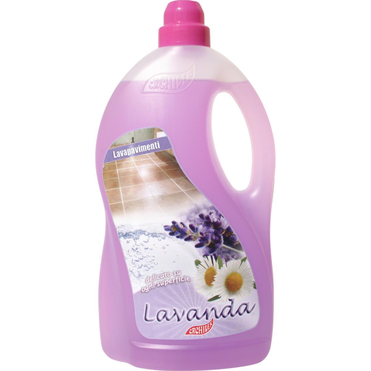 Detersivo Pavimenti Lavanda 1,5L