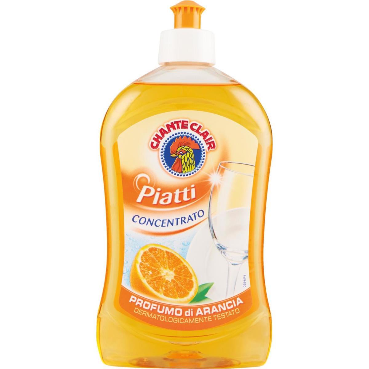 Detersivo piatti arancia 500 ml