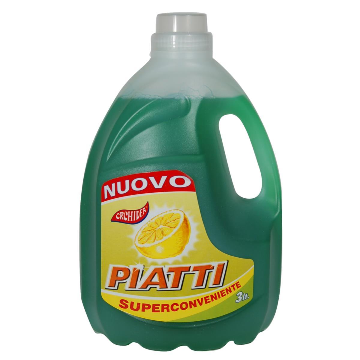 Detersivo Piatti Limone 3L