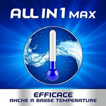 Finish All in 1 Max Pastiglie Lavastoviglie, Limone, 110 Capsule - 4