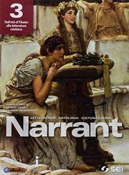 Narrant. Letteratura, antologia, cultura latina. Per i Licei. Con e-book. Con espansione online: 3 - 1