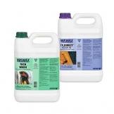 Nikwax Tech Wash & TX Direct - Confezione doppia per la pulizia e l'impermeabilizzazione dell'attrezzatura da esterni (2 x 5 litri) - 1