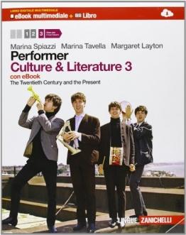 Performer. Culture and literature. Per le Scuole superiori. Con DVD-ROM. Con espansione online [Lingua inglese]: 3 - 1