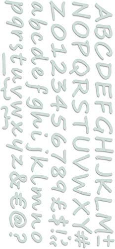 Sweet Dixie - Fustella in metallo, misura grande, colore: grigio - 1