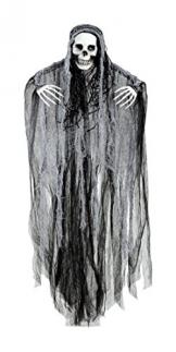 WIDMANN Grim Reaper per Adulti, Grigio, 90 cm, VD-WDM01383 - 1