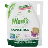 Winni's Naturel Detersivo Lavatrice Ecoformato Aleppo e Verbena 25 Lavaggi - 1346 g - 1