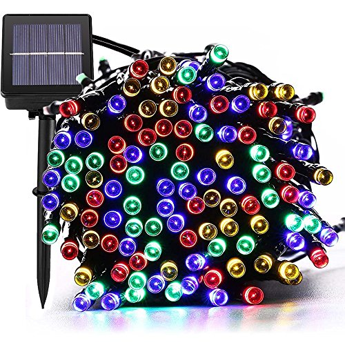 200 luci della stringa solare (Multicolore) - 1