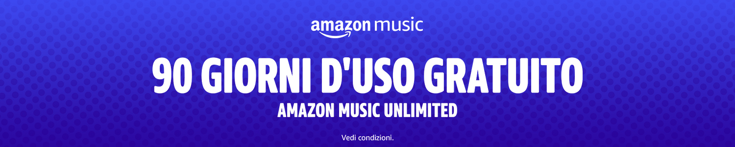 Amazon Music 90 giorni Gratis