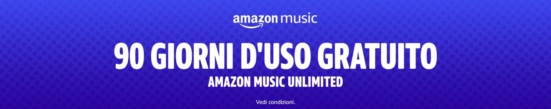 Amazon Music 90 giorni Gratis