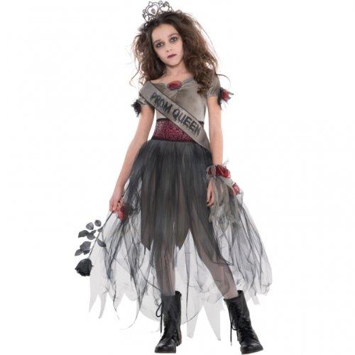 Amscan Halloween - Costume da Regina Zombie, da Ragazza, 12-14 Anni - 1