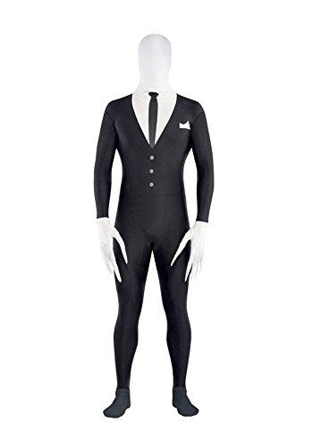 Amscan International - Costume In Maschera Attillato Da Uomo - 1
