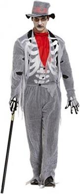 Costume Fancy Dress Voodoo Man - 1