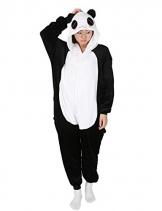 LATH.PIN Unisex Adulto Cosplay Halloween Costume Animale Pigiama Tuta - 1