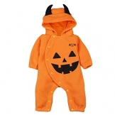 Le SSara HalloweenzuccatutacappuccioNataleCostumeRomper (6-12 Mesi) - 1