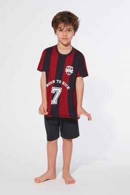 Pigiama Corto Soccer Uniform