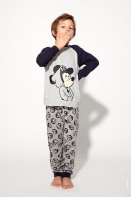 Pigiama Lungo Mickey Mouse