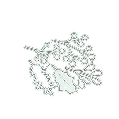 sayletre Taglio Muore, Fogli Taglio Taglio Metallo Punzonatura Goffratura Stencil Modello per Scrapbooking Album Fai da Te Carte Carte Foto Artigianato Forniture Home Decor - 1