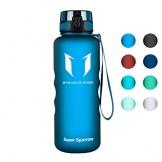 Super Sparrow Borraccia - La Miglior Sport Bottiglia D'Acqua - 1.5L - scorre Velocemente, w/Uno clic Bottone - Senza BPA Tritan Co-Polyester Plastico - 1