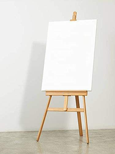 Amazinggirl cavalletto Pittura Legno - cavalletti per dipingere Bambini Disegno Pittore Matrimonio Piegare Altezza Regolabile 180 cm - 1