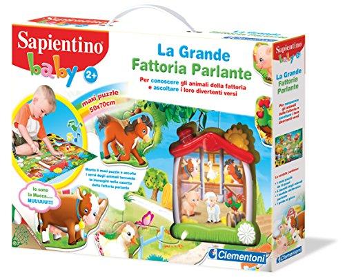 Clementoni 12038 - Clementoni Baby La Fattoria Parlante - 1