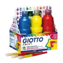 Giotto Tempera Pronta, Confezione da 6 - 1